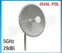 5.8GHz Wlan And Wifi Parabolic Dish Antenna