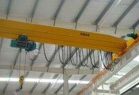 Single Girder Electric Over Head Crane