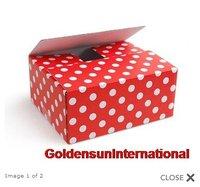 Colored Paper Box