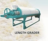 Rice Length Grader Machines