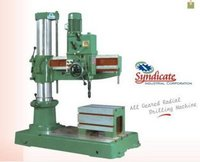Radial Drilling Machine (40mm Cap) Sic-40-1000dc