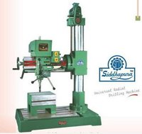 Radial Drilling Machine (30mm Cap) Ser-Ii