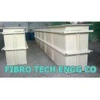 Pp Frp Rectangle Tanks