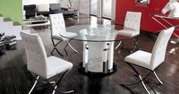 Glass Dining Table CA432W