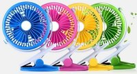 YL-T756 USB rechargeable mini fan with clip