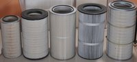 Pleated Cartridge Filter For Dust Collection