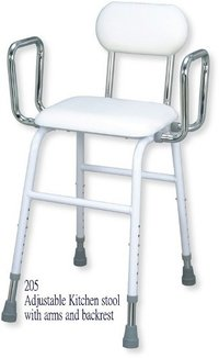 205 Adjustable Kitchen Stool