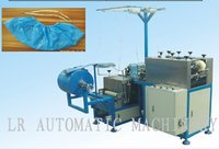 Antistatic Pe Shoe Cover Machine