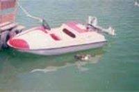 2 Seater Passenger Boat