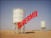 Powder Storage Silo