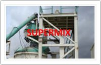 Batching Plant Pan Mixer