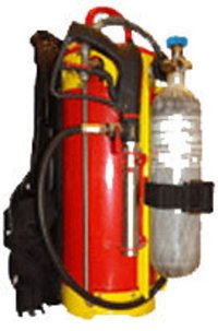 Caf Fire Extinguisher