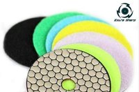 Diamond Dry Polishing Pad For Granite