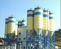 Ready Mix HZS120 Concrete Mixing Plant