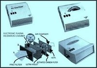 Laminar Air Flow Systems And Sterilizer