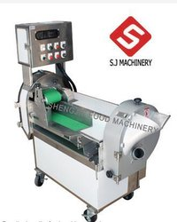 Double Frequency Converters Vegetable Cutting Machine