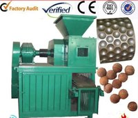 India Charcoal Briquette Machine