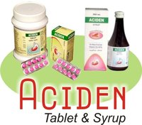Antacid Tablet And Syrup
