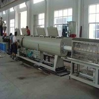 Pvc Pipe Extruder Machines