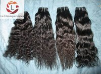 Virgin Remy Indian Temple Wavy Hair