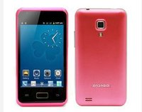 Hermosa Pink Android 4.0 Mobile Phone