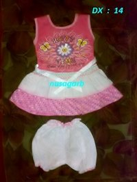 Kids Cotton Frocks