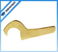 Aluminum or Beryllium Copper Alloy Hook Wrench