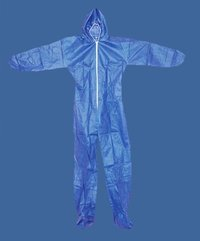 Disposable Coated Coverall