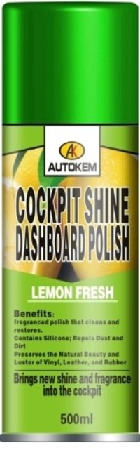 Cockpit Shine Dashboard Polish