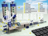 Foam Fireproof Wall Insulation Board Production Line