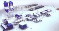 Foam Partition Wall Board Production Line