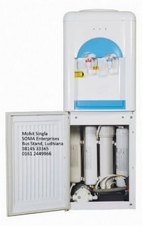 Hot And Cold Water Dispensers With RO System