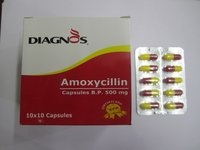 Amoxycillin Tablet (500 mg)