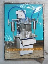 Semi Automatic Volumetric Filling Machine