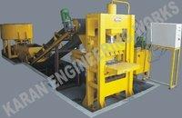 Ash Brick Making Machine
