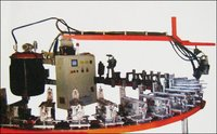 Banana Polyurethane Foaming Machines
