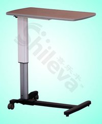 Hospital Luxurious Over-bed Table SLV-D4001