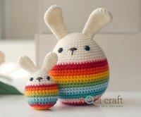 Handmade Crochet Plush Toys