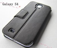 Mobile Phone Leather Cover For Samsung Galaxy S4