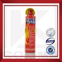 500ml Mini Car Fire Extinguisher