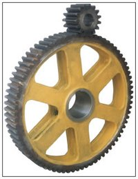 Bull Gear And Pinion