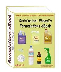 Formulations e-Book on White Phenyls and Disinfectants