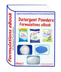 Formulations e-Book on 25 Fast Moving Products (Cold Drinks Beverage)
