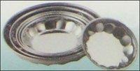 Stainless Steel Rajwadi Plate