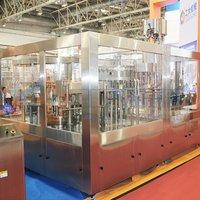 Carbonate Beverage Filler Machine