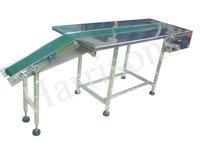 Incline Model Packing Conveyor Belt