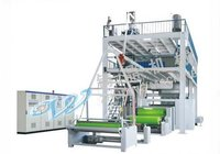 Full Automatic PP Spunbonded Nonwoven Fabric Production Line