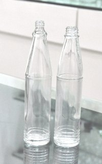 Hot Sauce Glass Bottle