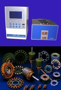 Small Motor Rotor Spot Welding Machine