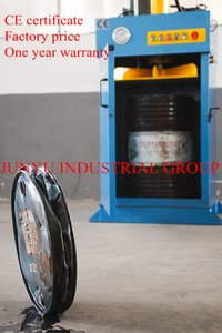 Oil Drum Baler Machine